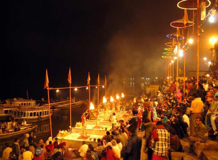 Varanasi- River Ganga