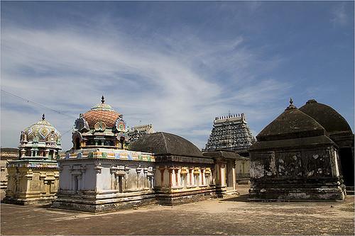 Thyagarajaswamy Temple, Tiruvar
