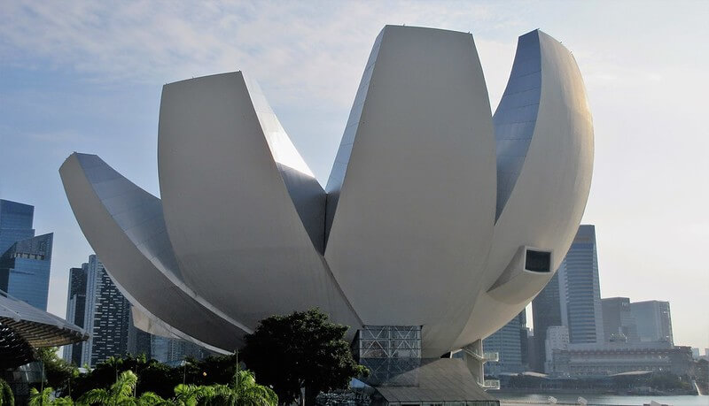 Art Science Museum singapore