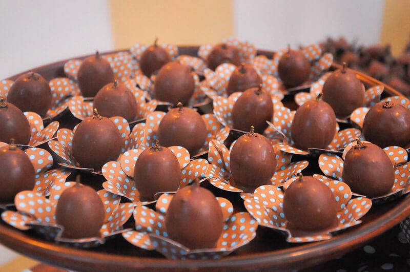 Pod Chocolates