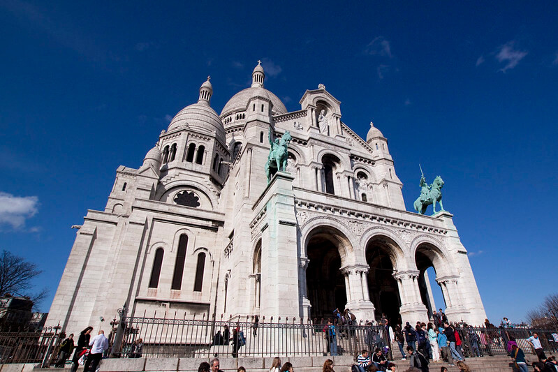 Montmartre and Sacre-Couer