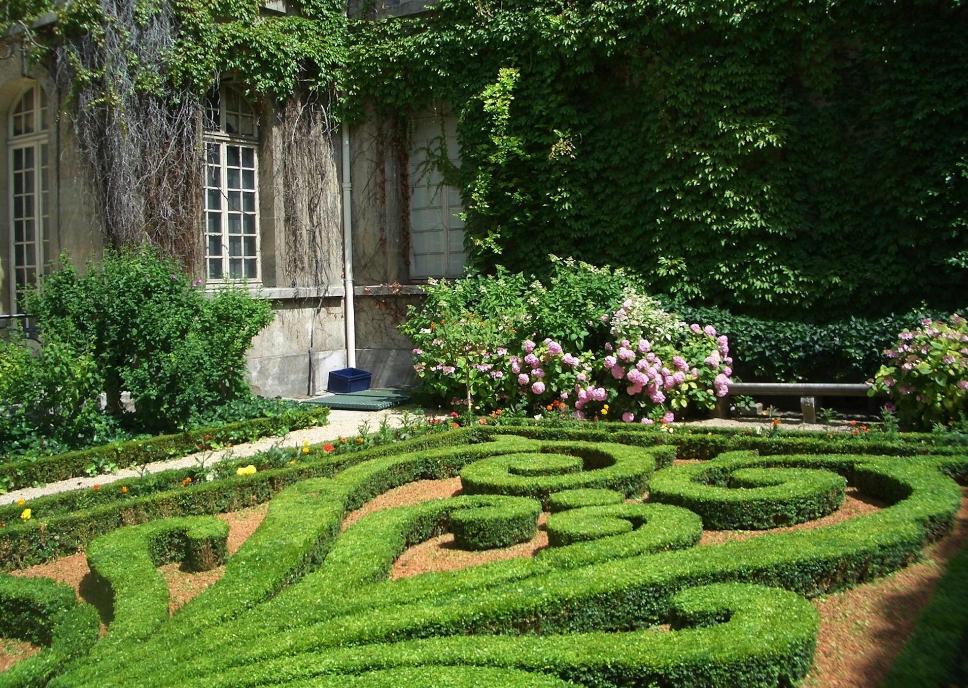 Gardens of Paris