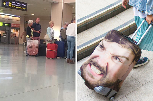 Face Luggage