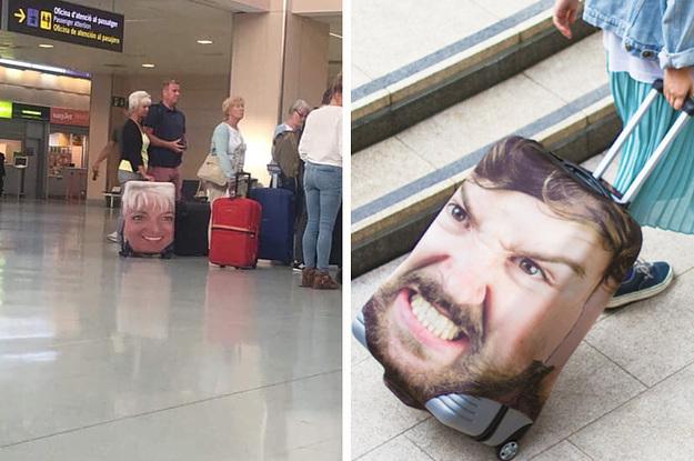 Face Luggage