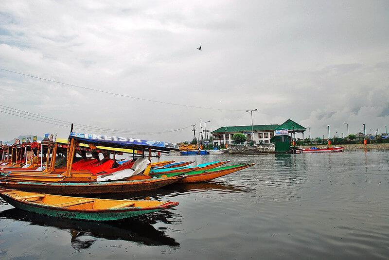 Gulmarg boats