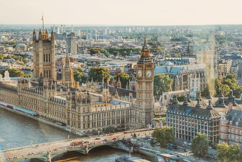 Travel Around UK