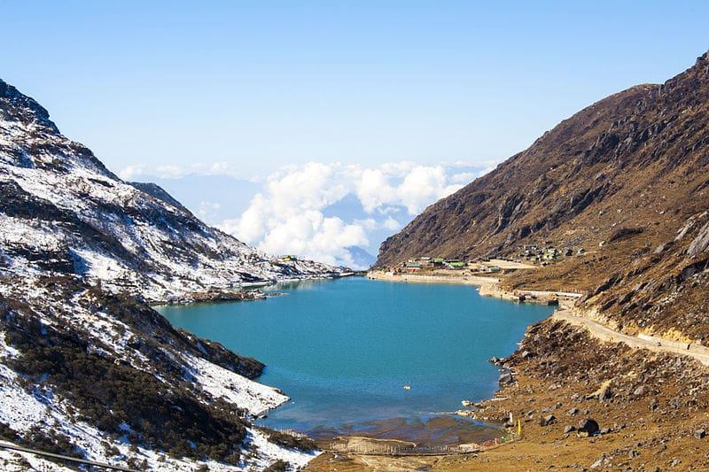 Tsomgo Lake