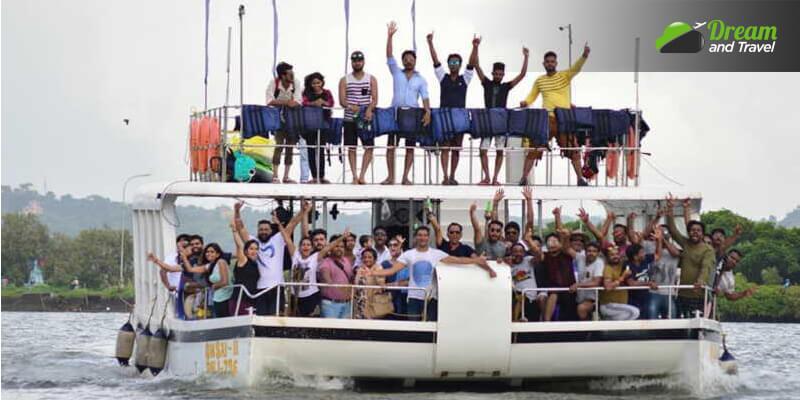 cruise rides in Goa