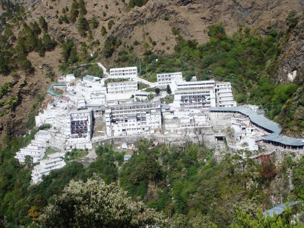 Famous Temple in India - Vaishno Devi