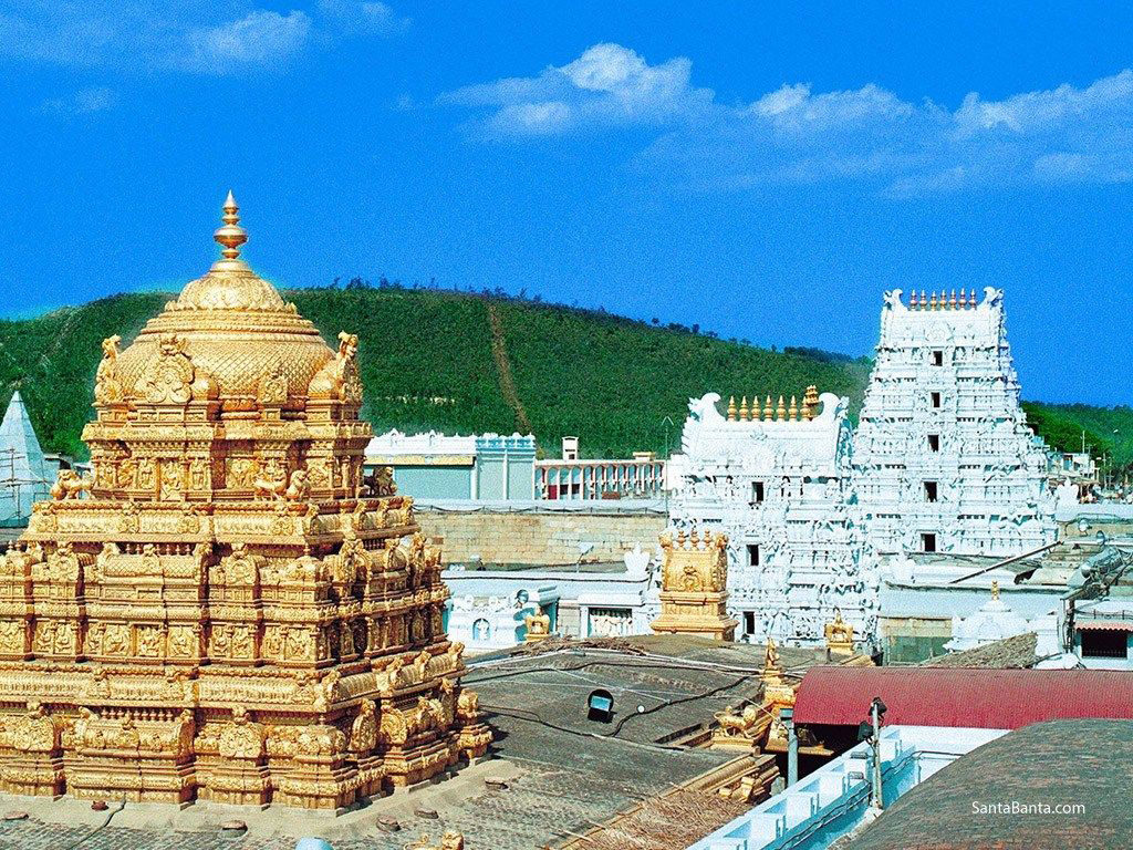Fammous Temple in India- Sri Venkateshwara Temple