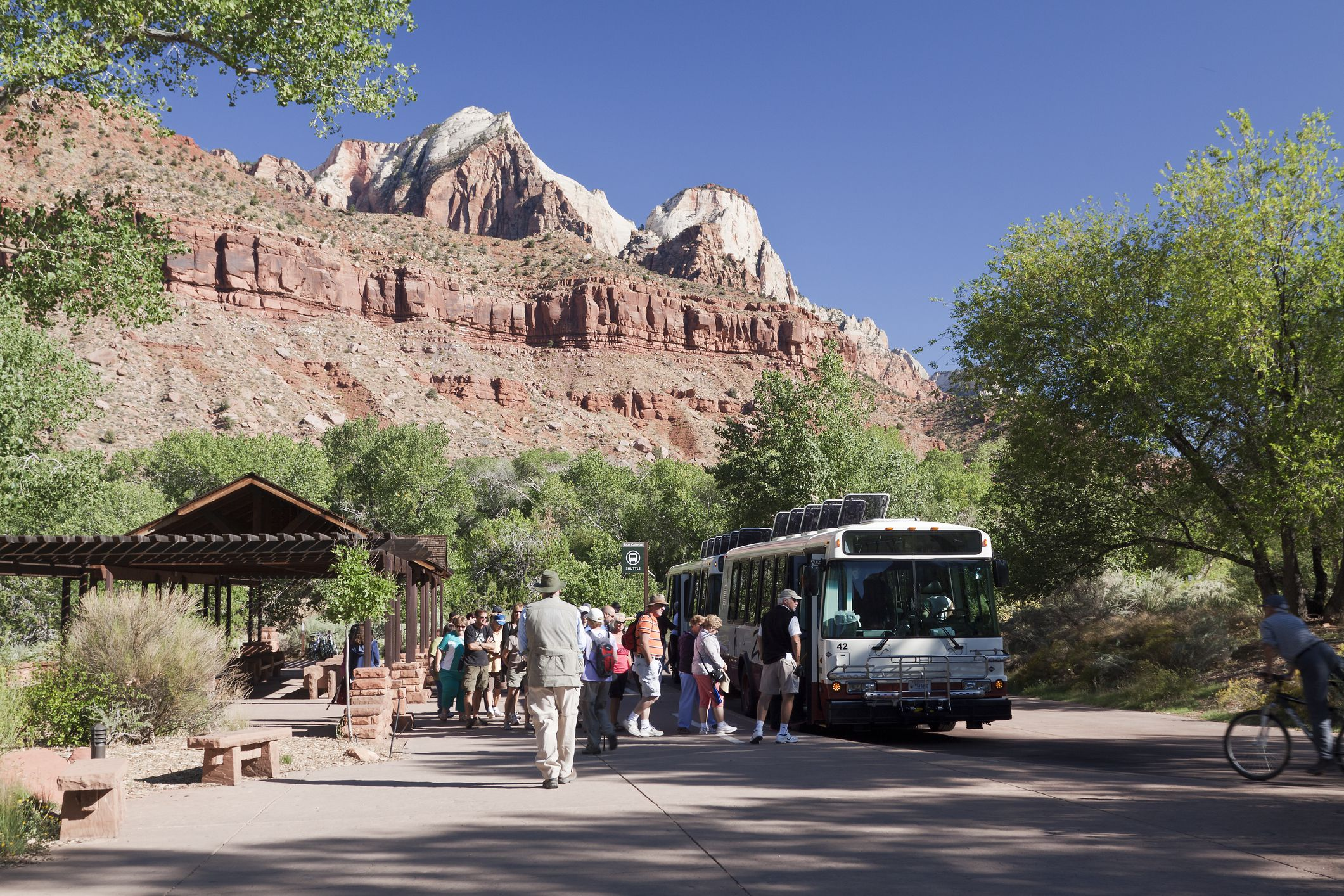 How to Travel from Las Vegas to Zion National Park