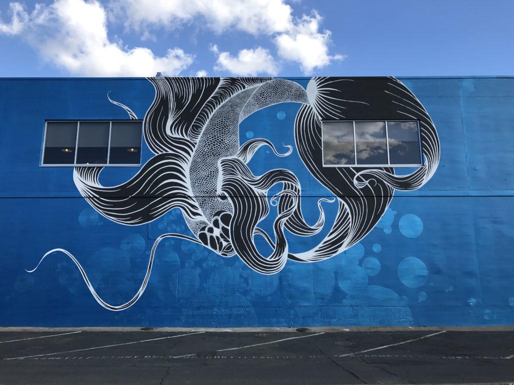 Open Walls Mural Festival