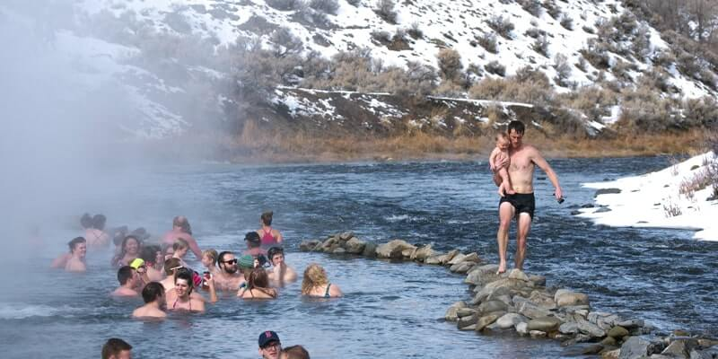 What Is A Hot Spring