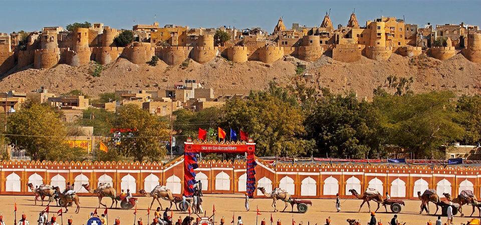 Brief Of Desert Festival