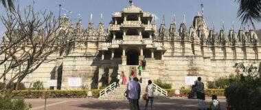 Famous Jain Temple in India