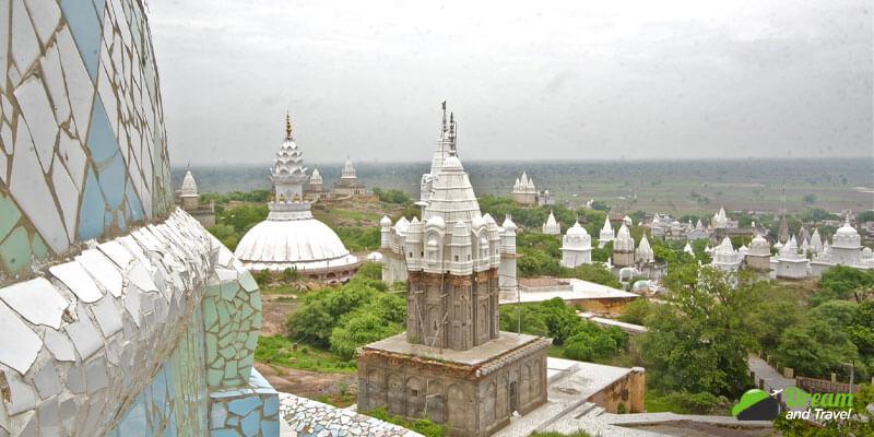 Sonagir Temple